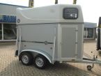 1,5 paards trailer hout