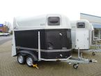 2-paards polyester trailer